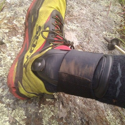 Appalachian Trail Puts Active Ankle To The Test