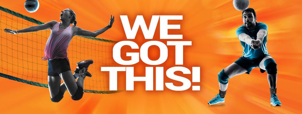 Volleyball - We Got This!