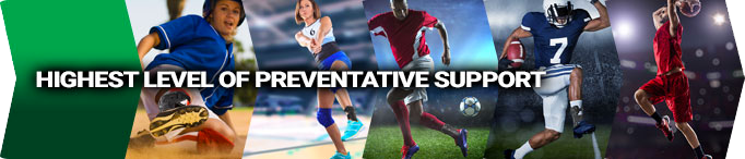 Rigid Ankle Braces Category Page Header