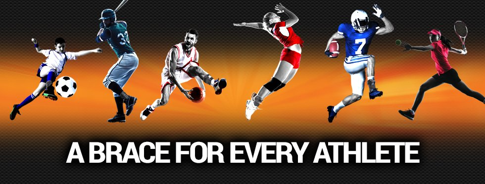 A Brace For Every Athlete